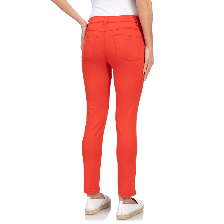 wonderjeans Ankle Red pepper