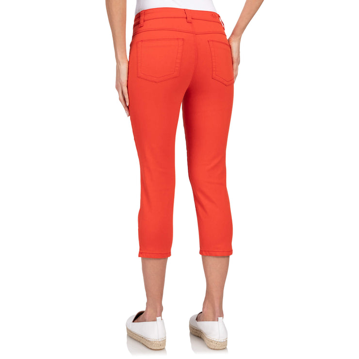 wonderjeans Capri Sun Red