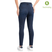 wonderjeans High Waist Blue Denim Super Wash
