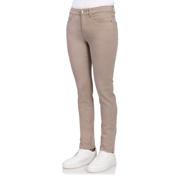 wonderjeans Regular Taupe
