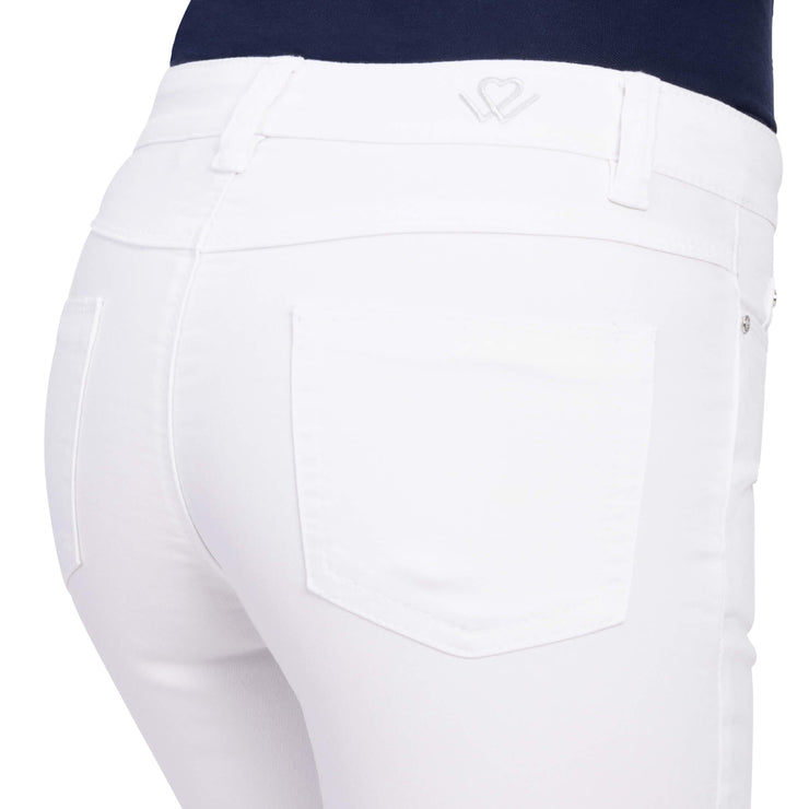 wonderjeans Regular White