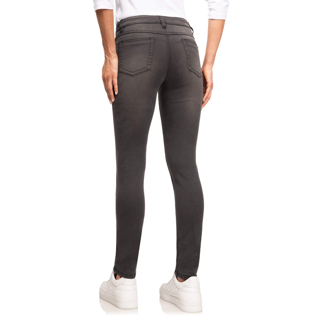 Skinny Charcoal Super Wash