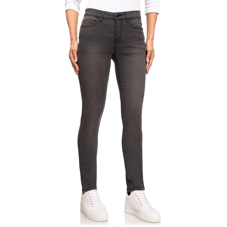 wonderjeans Skinny Charcoal Super Wash