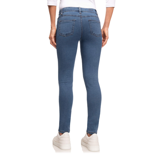 wonderjeans Skinny Super Stone Blue