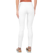 wonderjeans skinny  pure white WS80101 back view