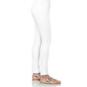 wonderjeans skinny pure white WS80101 side view