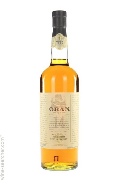 Oban Single Malt Scotch Whisky 14 Year (750ml)