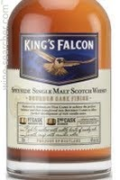 Kings Falcon Bourbon Cask Finish