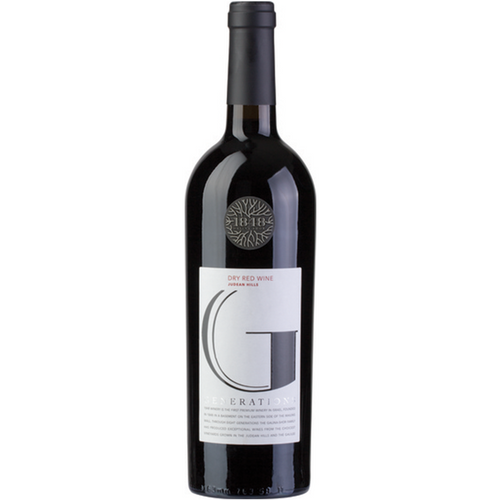 1848 Generations Dry Red 2018 - (750ml)