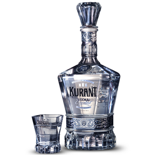 1852 Kurant Vodka Crystal Organic
