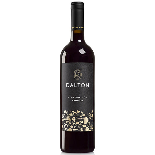 Dalton Alma Crimson 2016 Kosher Red Wine - (750ml)