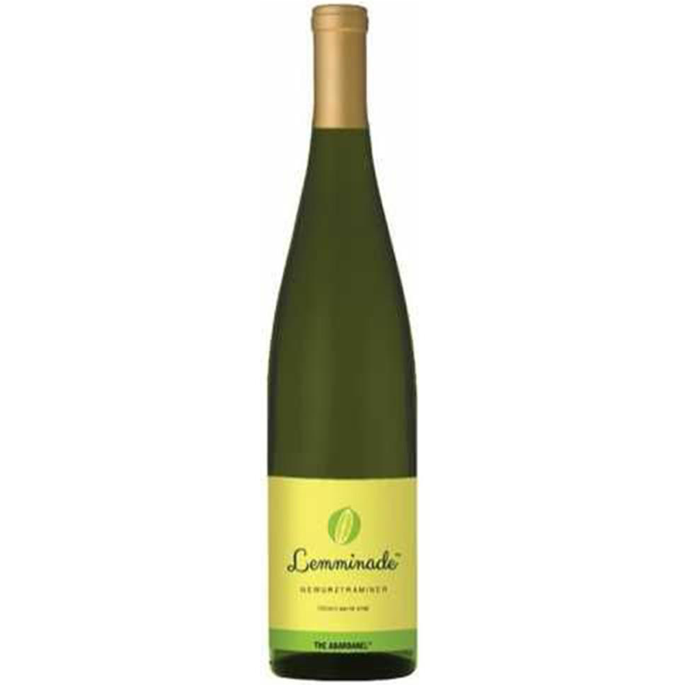 Abarbanel Lemminade Gewurztraminer 2015 Kosher White Wine - (750ml)