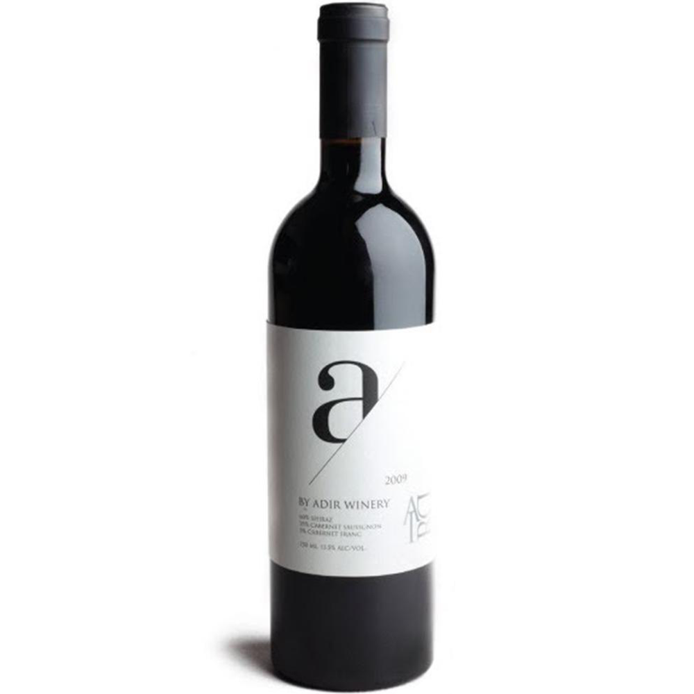 Adir A Red Blend Winery Kosher Red Wine - (750ml)