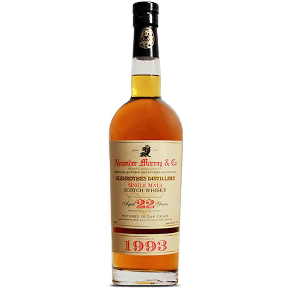 Alexander Murray & Co Highland 22 Year Single Malt Scotch Whisky - (750ml)