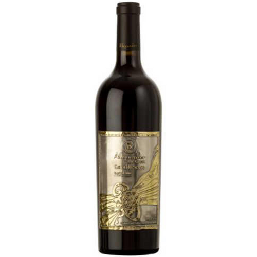 Alexander the Great Grand Reserve 2011 (750ml) Kosher Wine