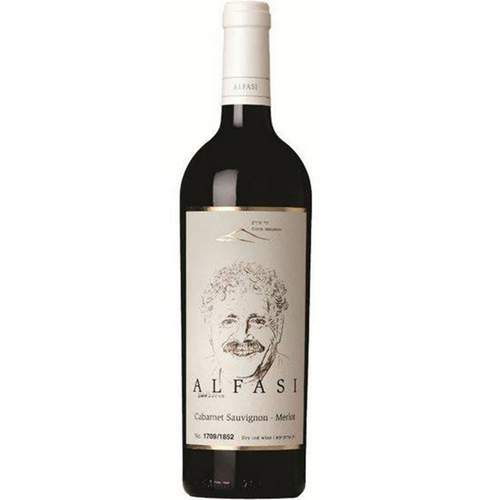 Alfasi Odem Mountain 2011 Kosher Wine - (750ml)