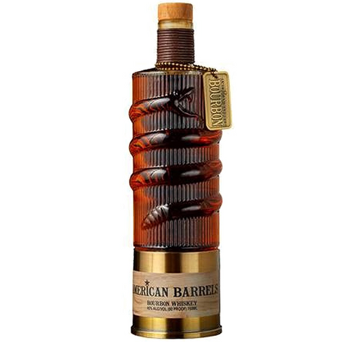 American Barrels Bourbon Whisky (750ml Bottle)