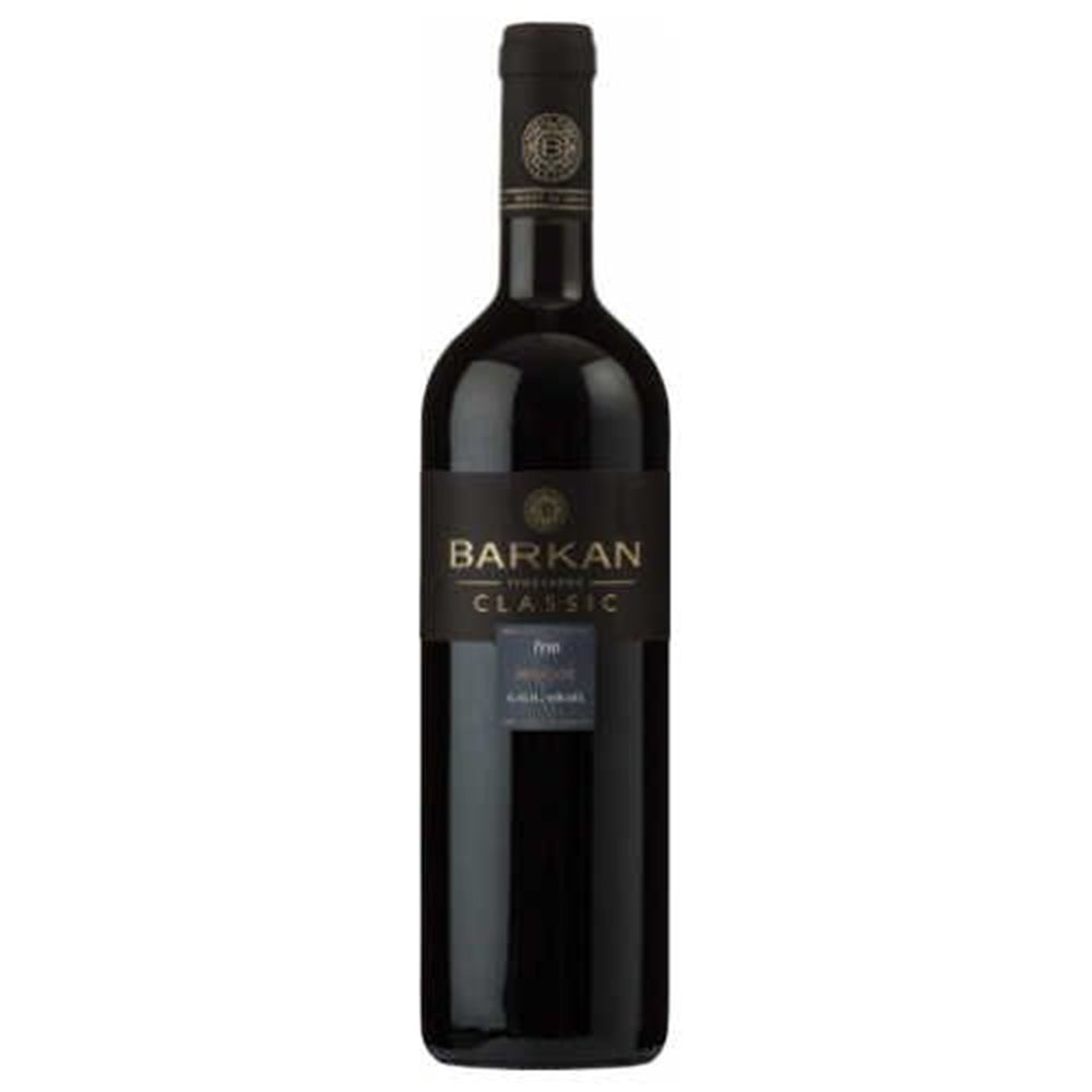 Barkan Classic Merlot 2017 Kosher Red Wine - (750ml)