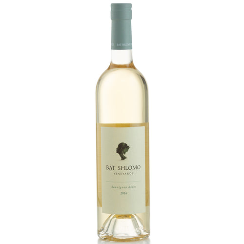 Bat Shlomo Sauvignon Blanc 2014 Kosher white wine - (750ml)