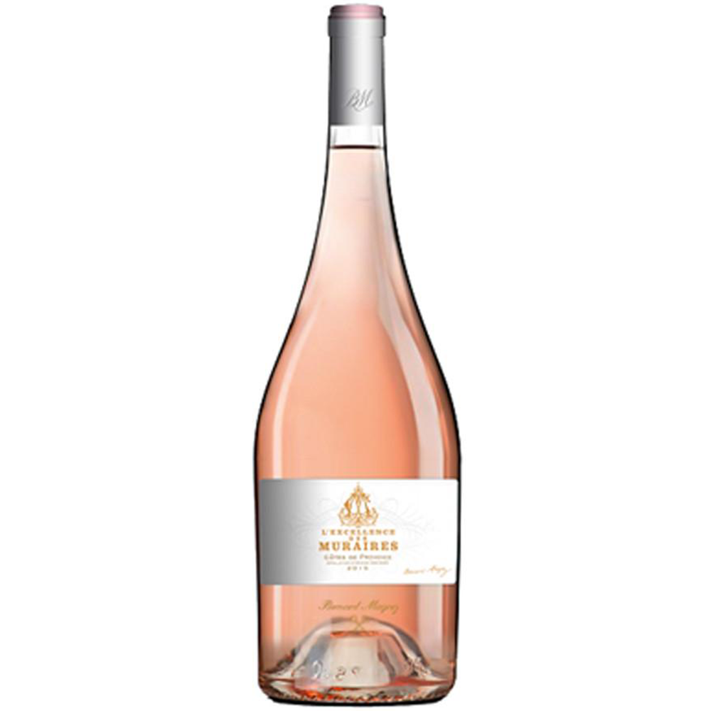 Bernard Magrez L'excellence des Muraires Rose 2016 (750ml) Kosher Wine