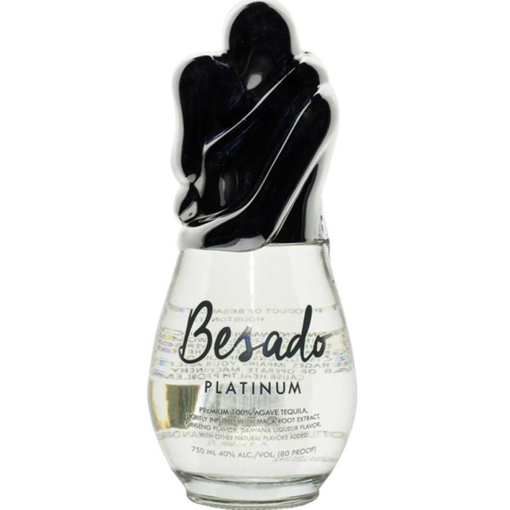 Besado Platinum Tequila - (750ml Bottle)