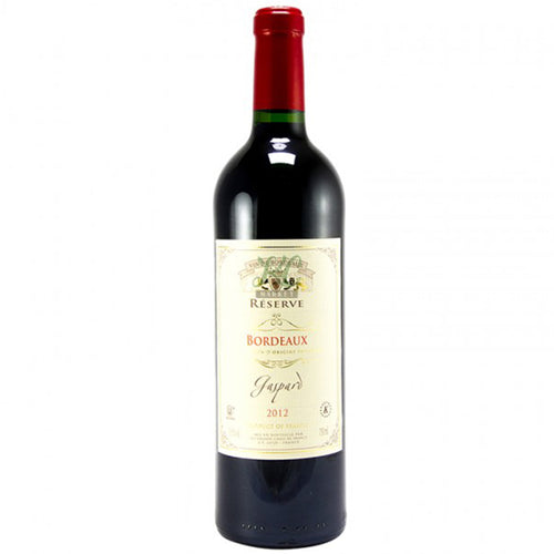 Gaspard Bordeaux Reserve 2016 Kosher Red Wine - (750ml)