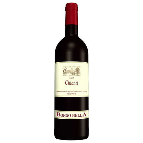 Borgo Bella Chianti 2017 Kosher Red Wine - (750ml)