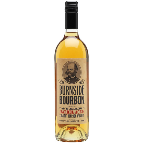 Burnside Bourbon Straight Bourbon Whisky 4 Year Barrel-Aged (750ml Bottle)