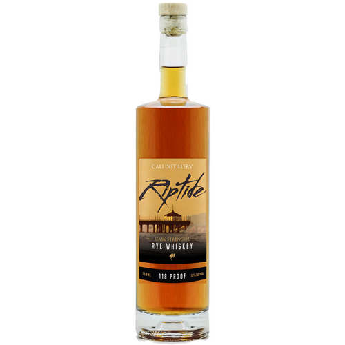 Cali Distillery Riptide Rye Whiskey (750ml Bottle)