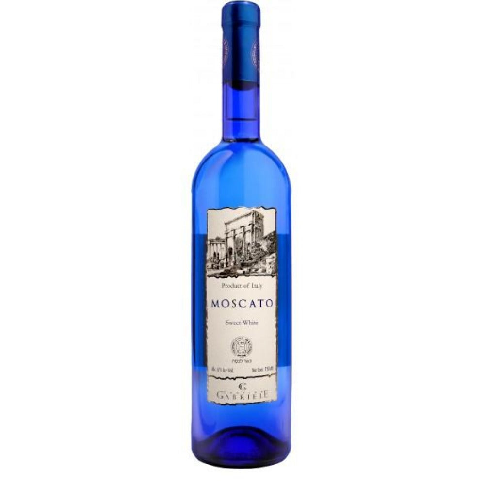 Cantina Gabriele Moscato Sweet white kosher wine (375ML)