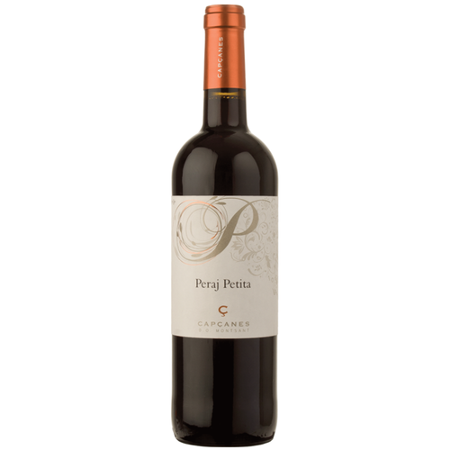 Peraj Petita Capcanes 2017 Kosher Red Wine - (750ml)