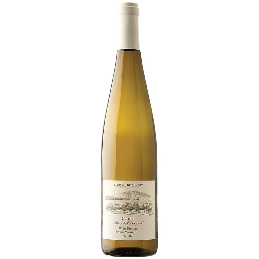 Carmel Kayoumi Riesling 2017 Kosher White Wine - (750ml)