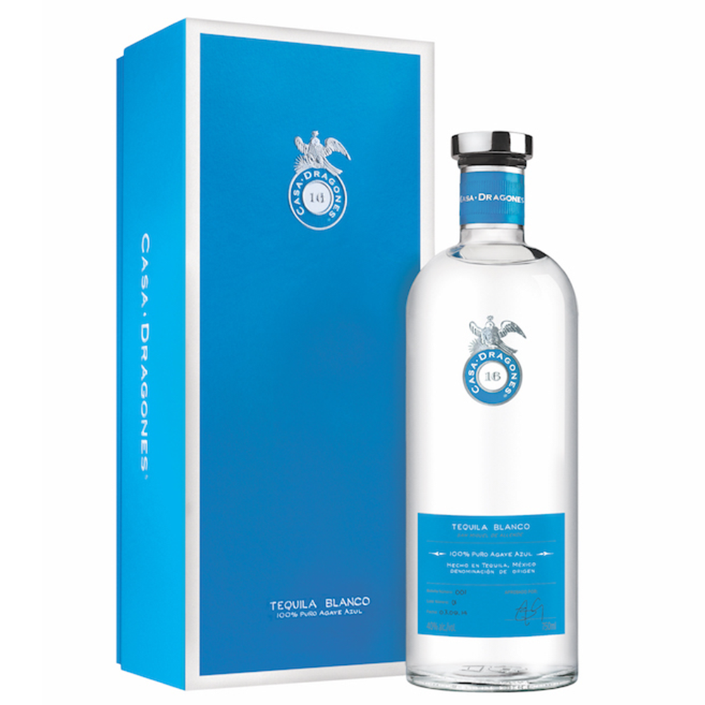 Casa Dragones Tequila Blanco (750ml)