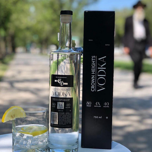 Crown Heights Vodka