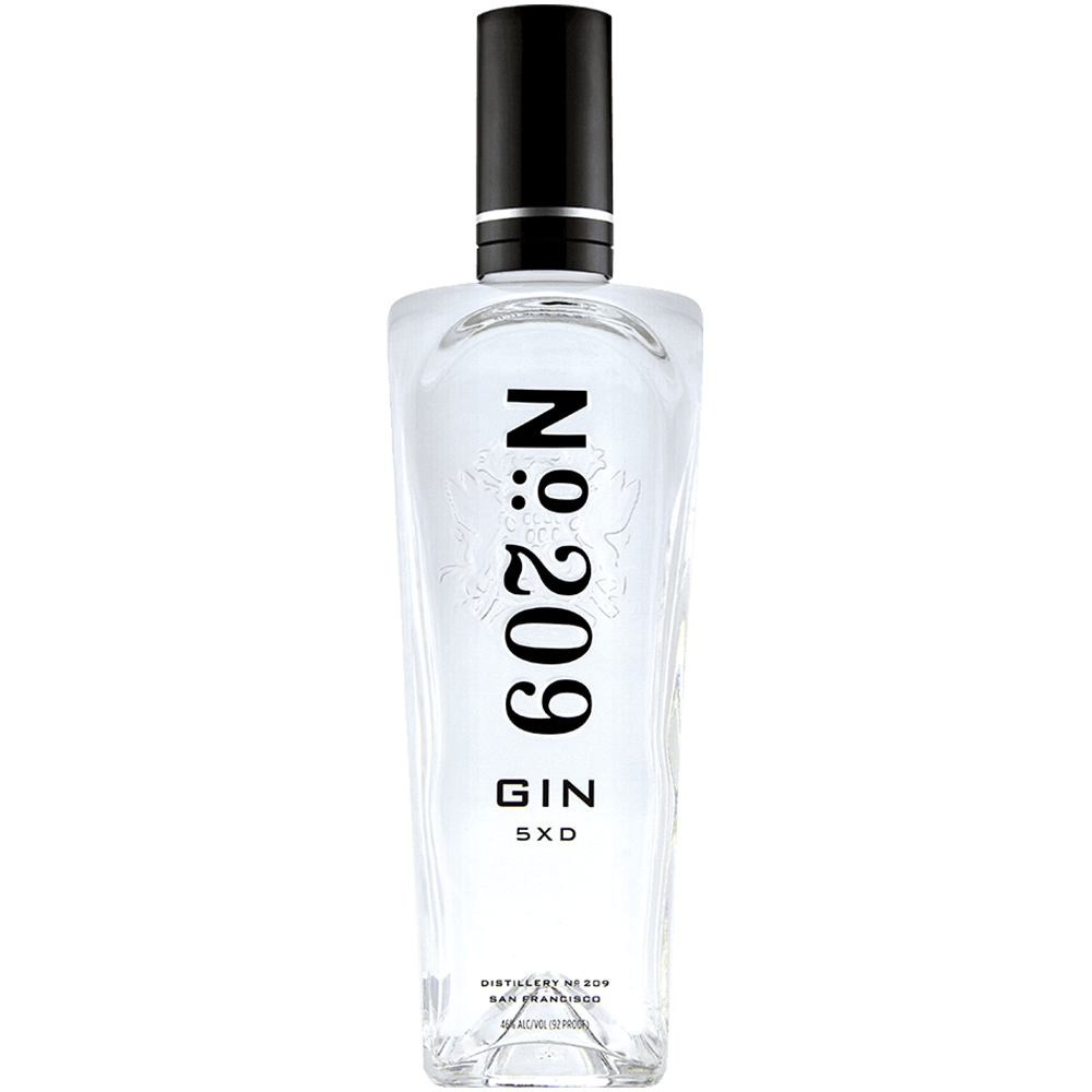 Distillery No. 209 Gin Kosher For Passover -  (750ml Bottle)