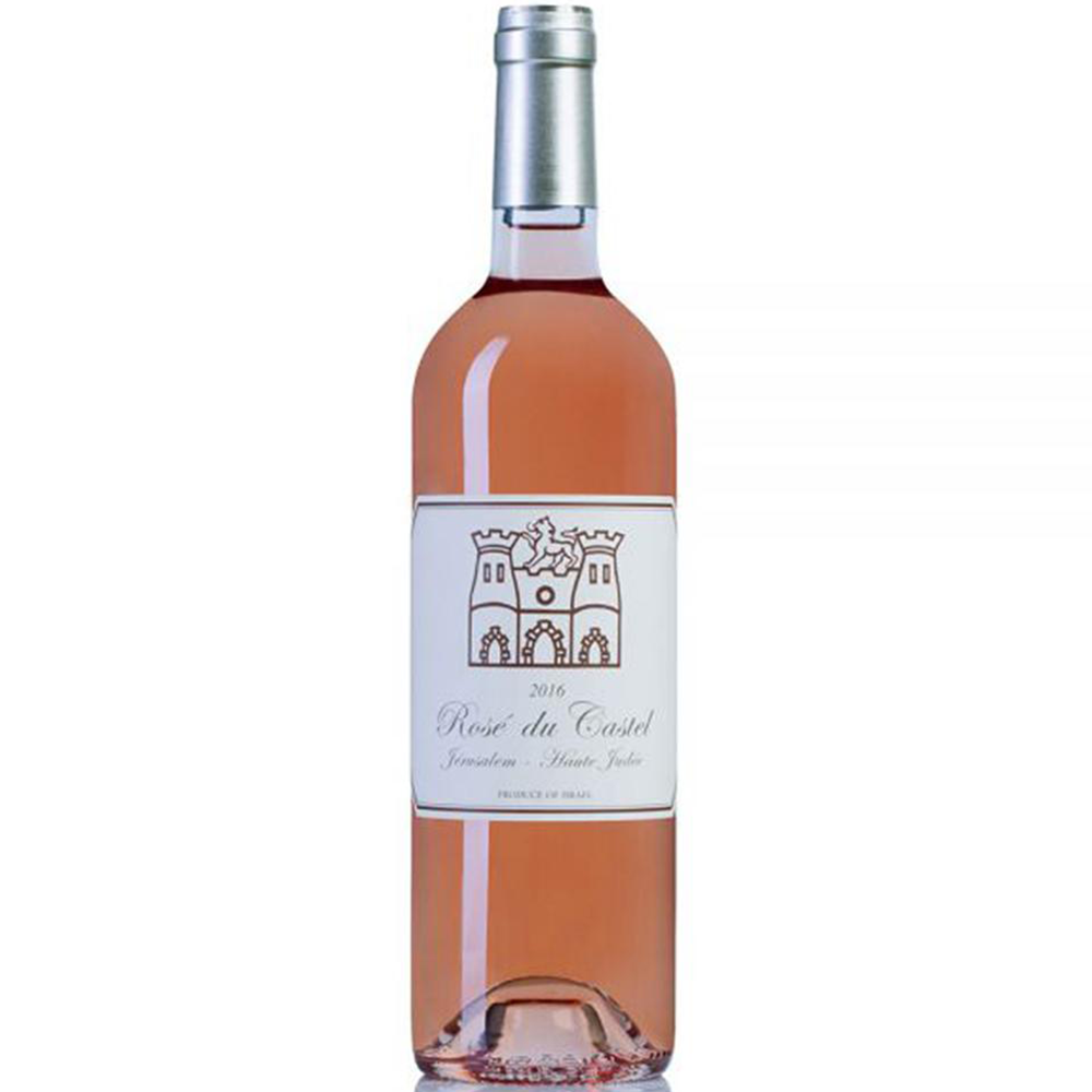 Domaine Du Castel Rose Kosher Wine - (750ml)