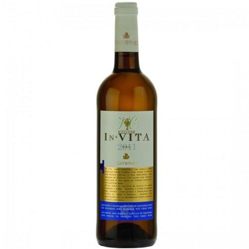 Elvi Wines In.Vita 2016 Kosher White Wine - (750ml)