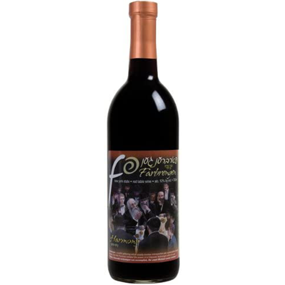 Farbrengen Harmony Semi Dry Red Wine (1.5L)