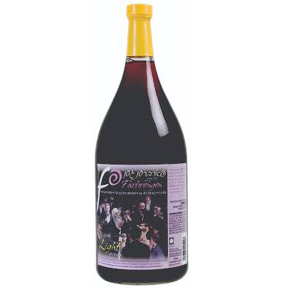 Farbrengen Light Red Concord Wine (1.5L)