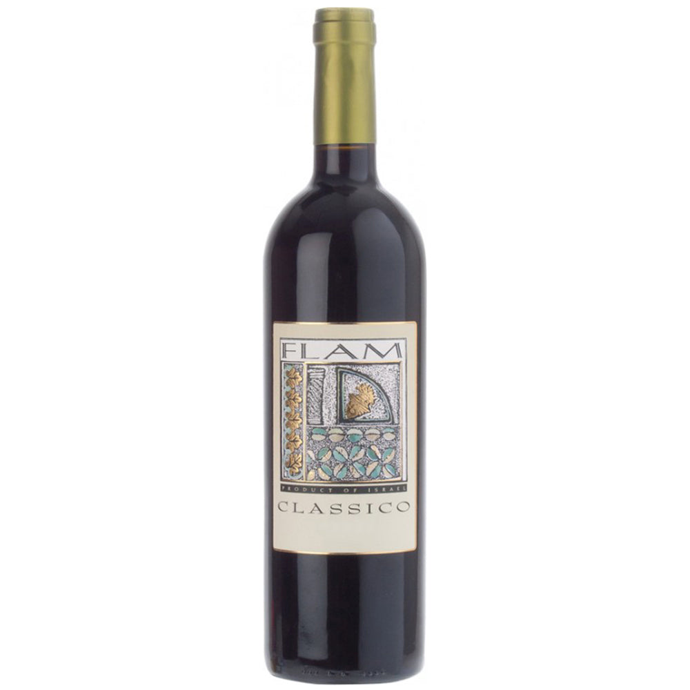 Flam Classico Dry Red Wine (750ml)