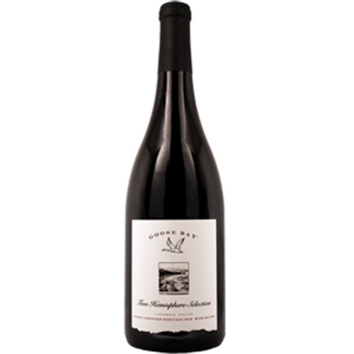 Goose Bay Two Hemisphere Selection 2012 Red Kosher Wine - (750ml)