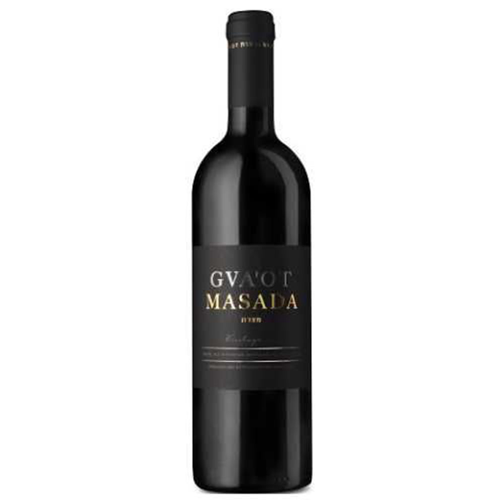 Gvaot Masada 2014 Kosher Red Wine - (750ml)