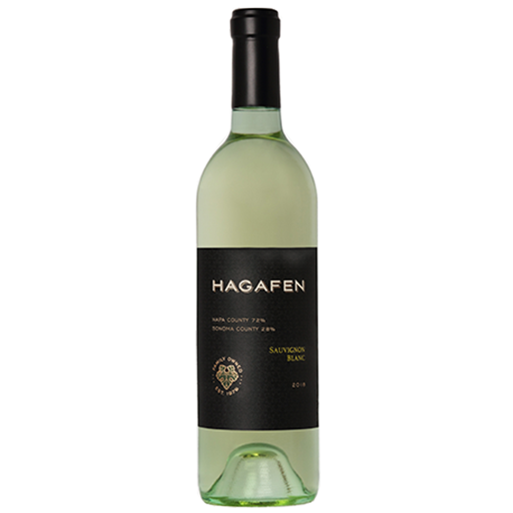 Hagafen Sauvignon Blanc 2018 Kosher White wine - (750ml)