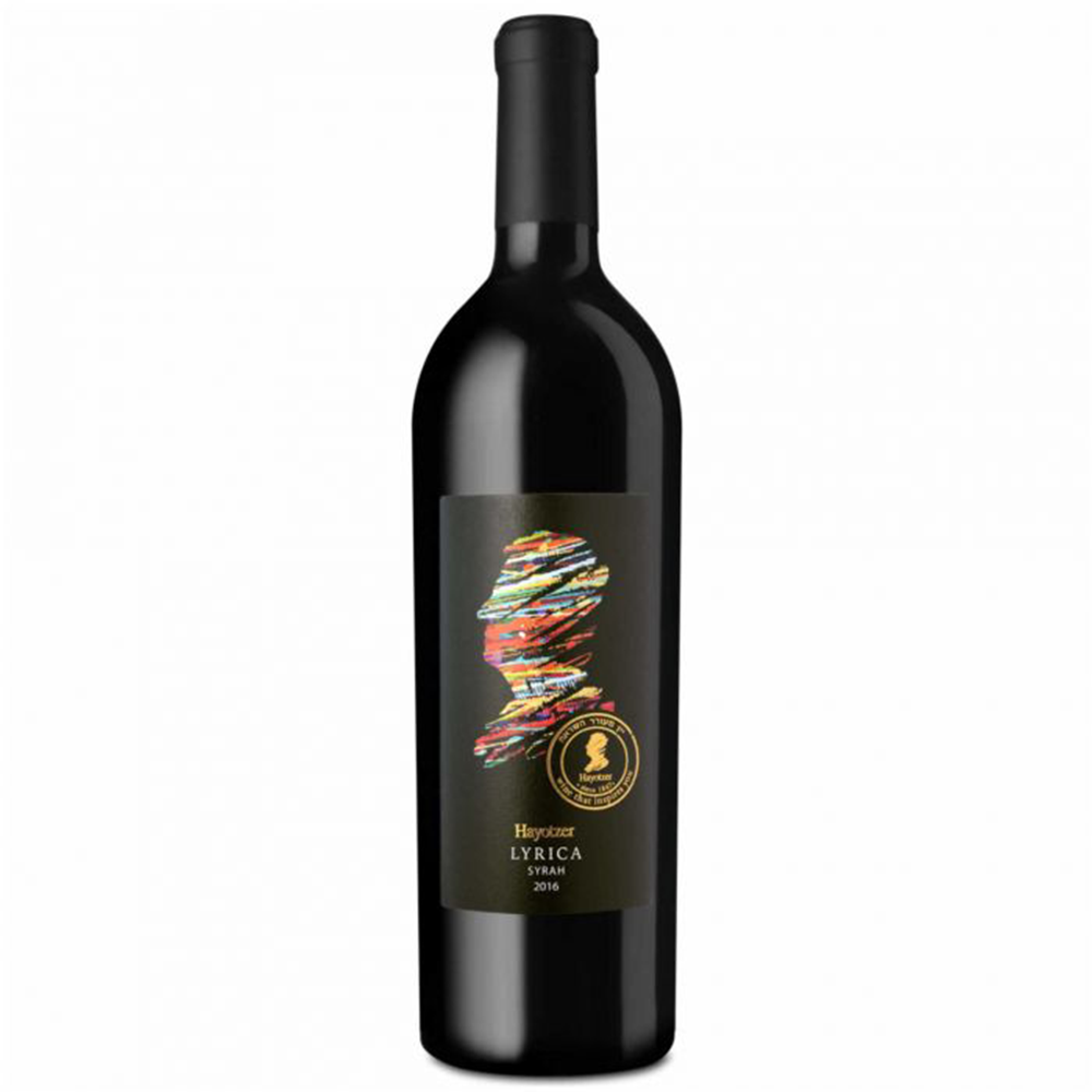 Hayotzer Lyrica Syrah 2016 - (750ml)