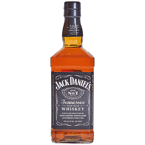 Jack Daniels Old No. 7 Tennessee Whiskey (1L Bottle)