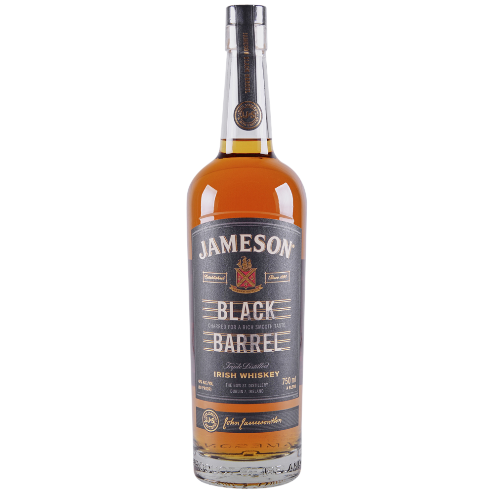 Jameson Caskmates Black Barrel Irish Whisky (1L Bottle)