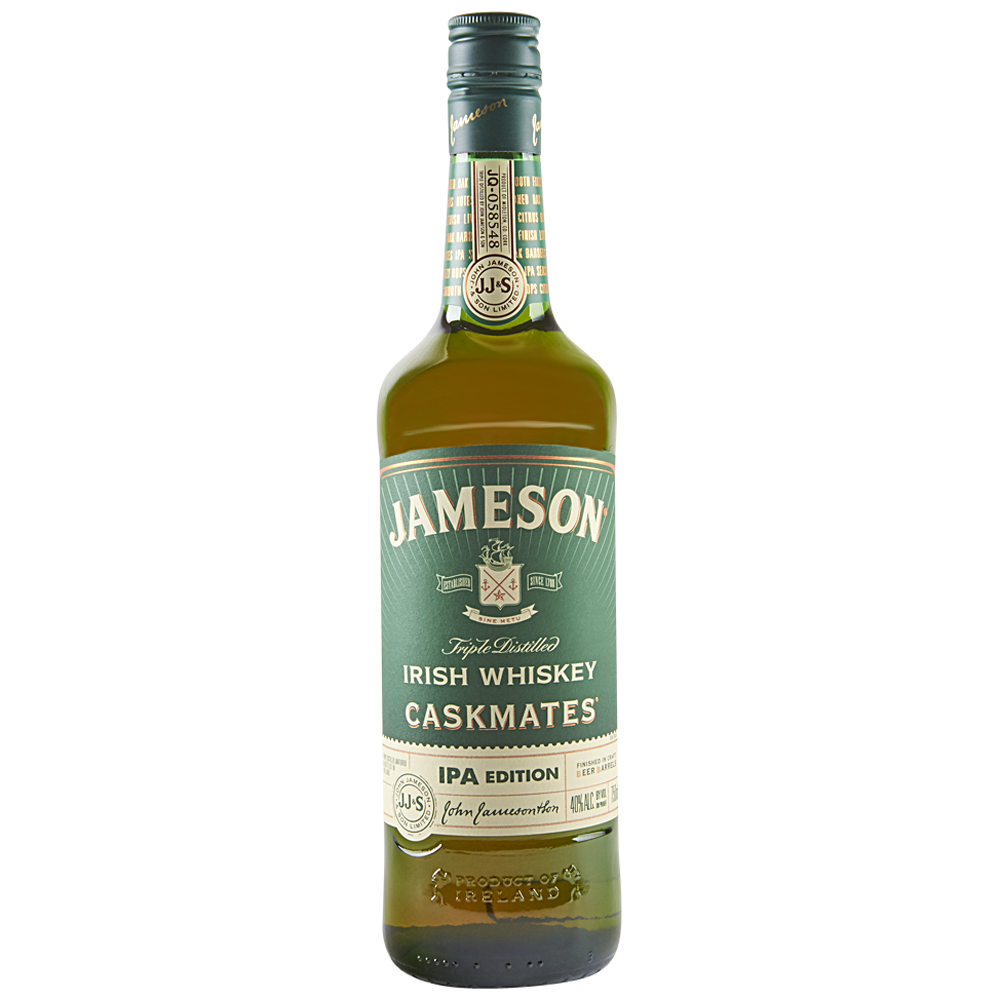 Jameson Caskmates IPA Edition Irish Whisky (1L Bottle)