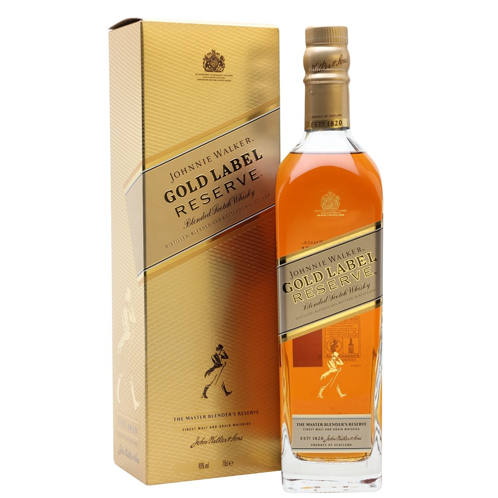 Johnnie Walker Gold Label Reserve Blended Scotch Whiskey