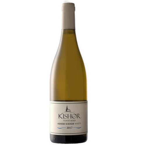 Kishor Vineyard - Kerem Kishor White 2014 Kosher Wine - (750ml)