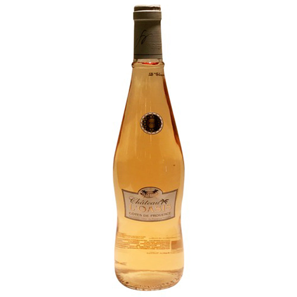 Chateau Loasis Rose Kosher Wine - (750ml)